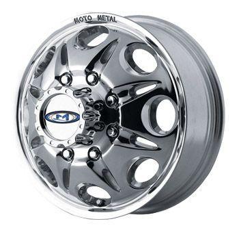 MO953 Dually Front (MO953) Tires