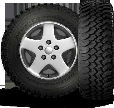 Mud Terrain T/A KM Tires